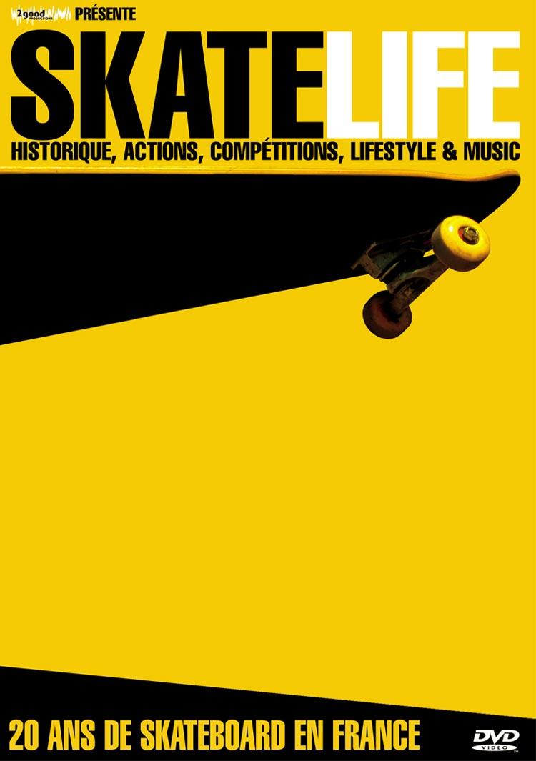 DVD Skate Life