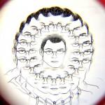 ICARE SAKTE : auto portrait