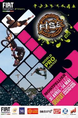 FISE 2008 : Festival International des Sports Extrèmes