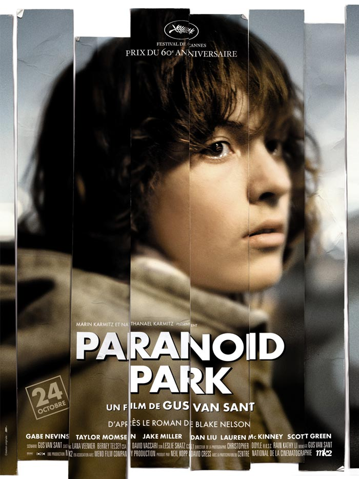 affiche film Paranoid Park