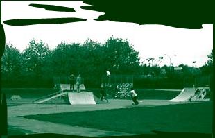 spot skatepark Voisins le bretonneux
