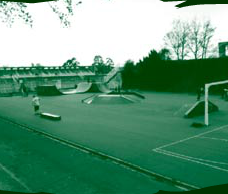 Skatepark de versailles