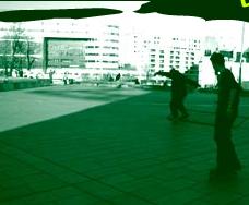 Spot de skate de Bercy, POPB (Palais Omnisport de Paris Bercy), Paris