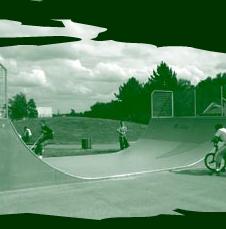 Skatepark de Bois d'Arcy, Yvelines