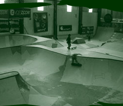 Skatepark de Hossegor Hall 04, Landes