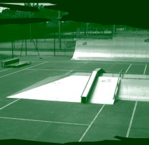 Skatepark de Montigny le Bretonneux, Yvelines