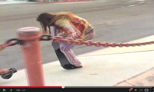 VIDEO SKATE - du street autrement par Richie JACKSON 01
