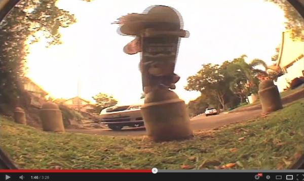 VIDEO SKATE - du street autrement par Richie JACKSON 03 nose revolution