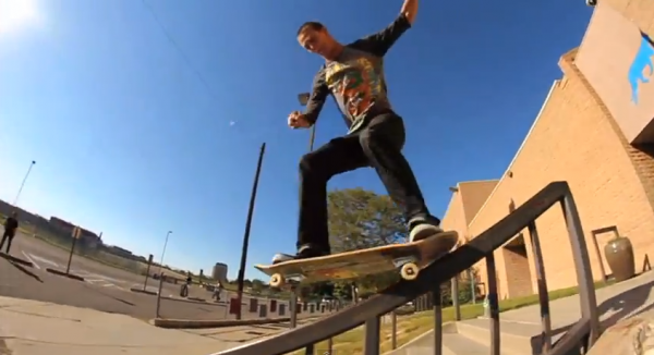 video skate King of the Road -KOTR- 2012 episode 3 Team Toy Machine 010