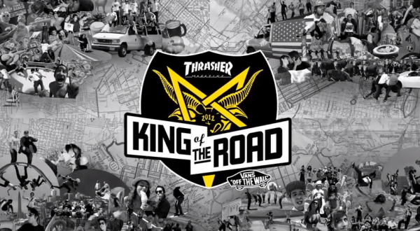 video skate King of the Road -KOTR- 2012 episode 3 Team Toy Machine 01