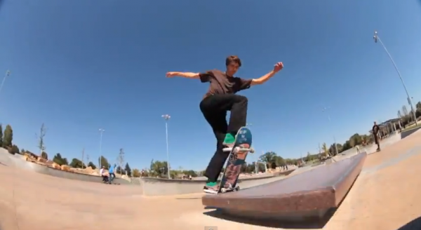 video skate King of the Road -KOTR- 2012 episode 3 Team Toy Machine 011