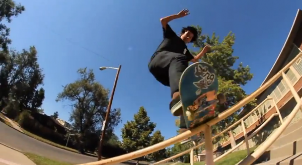 video skate King of the Road -KOTR- 2012 episode 3 Team Toy Machine 05