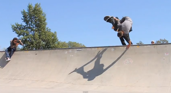 video skate King of the Road -KOTR- 2012 episode 3 Team Toy Machine 08