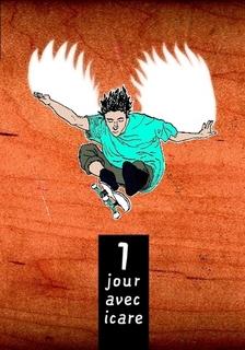 1 jour avec Icare skate de Tony Neveux