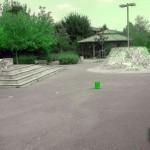 Skatepark de La Grande Ile à Voisins le bretonneux, Yvelines 78
