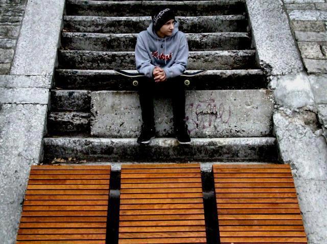Grégoire CHANAL Skateboarder