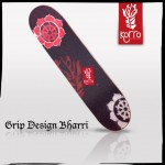 Skate personnalisé : 10 grips designs chez Korro skateboards !