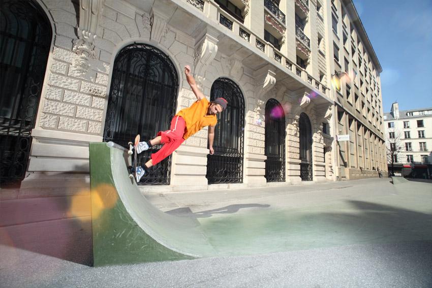 shooting Korro Skatebaords