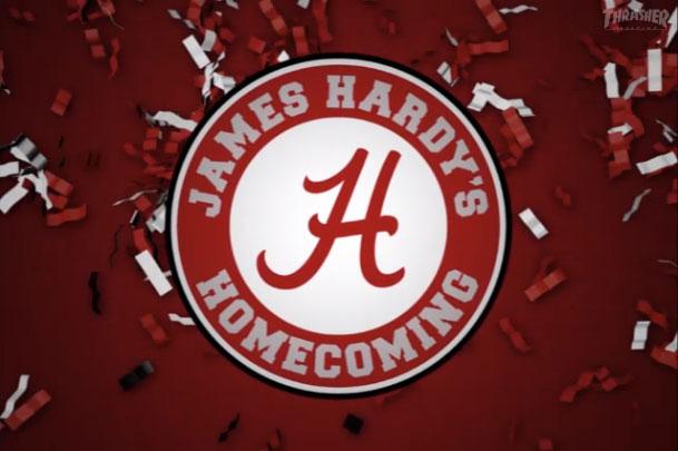 James Hardys Homecoming