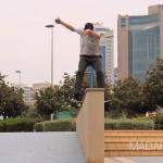 Découvrez les spots de skate de Dubaï !