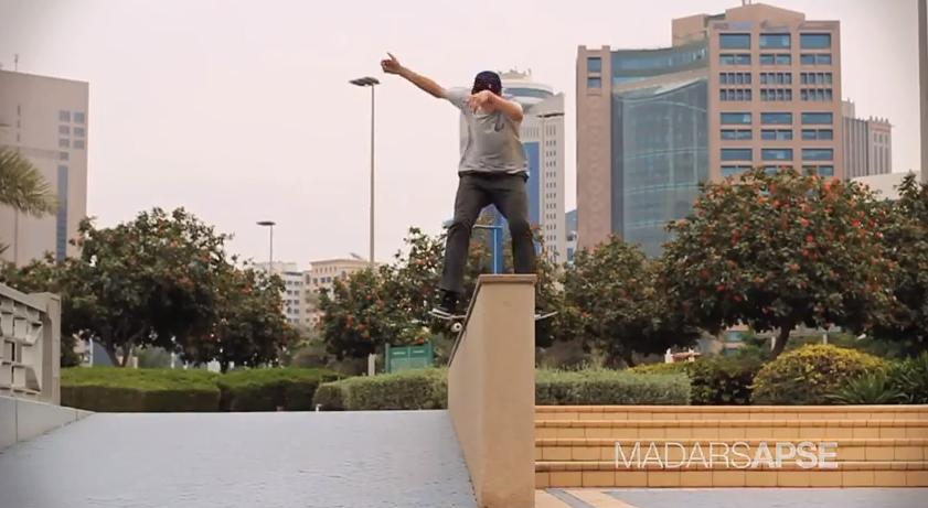 DC Shoes Europe : Dubai Skate Trip