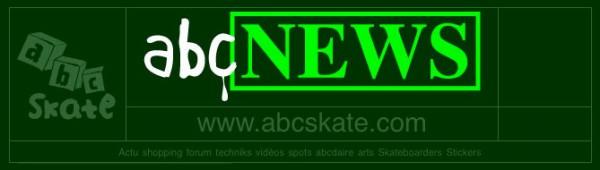 Abcskate News