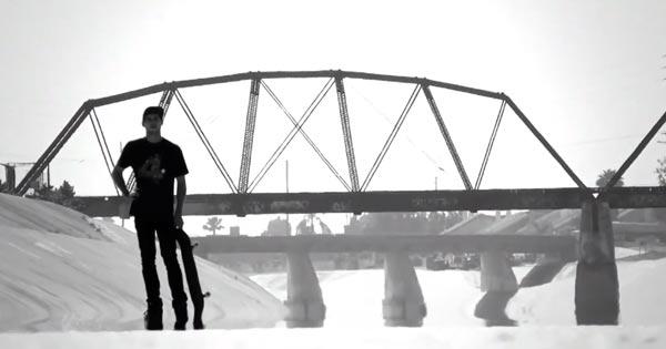 "Pont, Vidéo ""HYBRIDATION"" de ©Fred Mortagne"