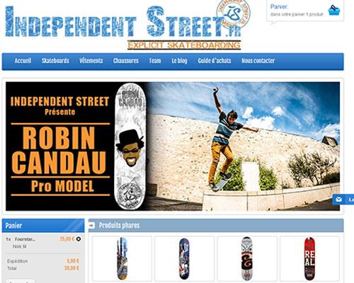 independent street