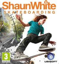 jeu video skate Shaun White Skateboarding