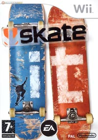 jeu video skate Skate it