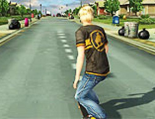 Les jeux video de skate sur le web