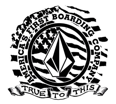 The world Of Volcom Stone affiche film True to this