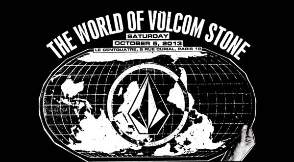The world Of Volcom Stone Flyer