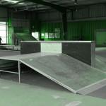 skatepark poitiers 86000 funbox pyramide