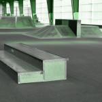 skatepark poitiers 86000 Curb