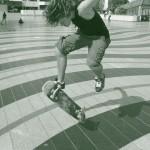 spot de skate mairie de creteil 94000 ollie flip
