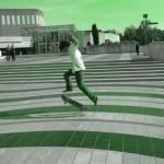 Spot de skate à Créteil 94