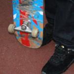 EMERICA westgate chaussure de skate : shooting Abcskate