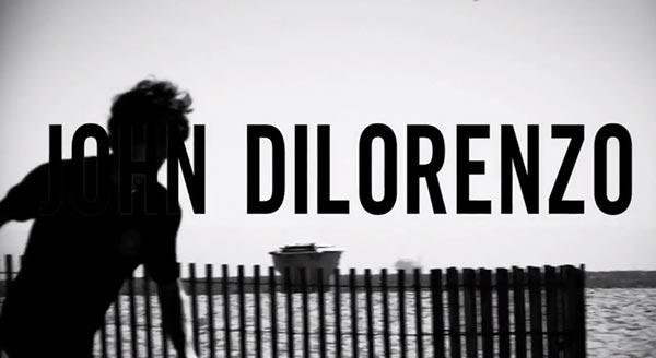 john dilorenzo skateboarder video pour split clothing - Titre