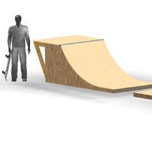 module de skate