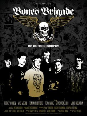 Affiche An Autobiography Bones Brigade