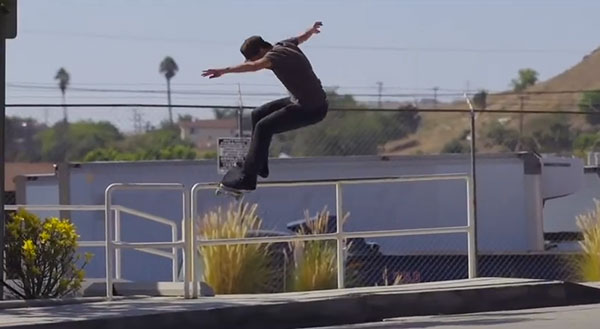 video Nike SB chronicles vol 2 : Feeble