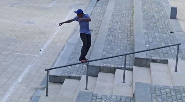 video Nike SB chronicles vol 2 : lipslide backslide