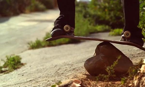 skateboarder Richie Jakson : revoluion trick 2