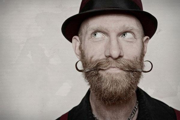 Patrick Melcher skateboarder : Portrait 2