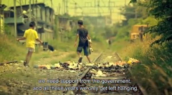 video skate POL skateboarding en Indonesie : jeunes skaters