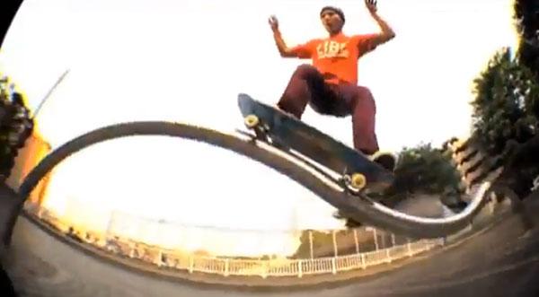 gou miyagi skateboarder : grind 50/50