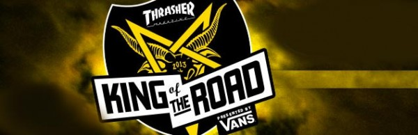 king of the road 2013 : Titre