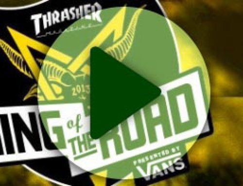 VIDÉO : King of the road 2013 episode 1