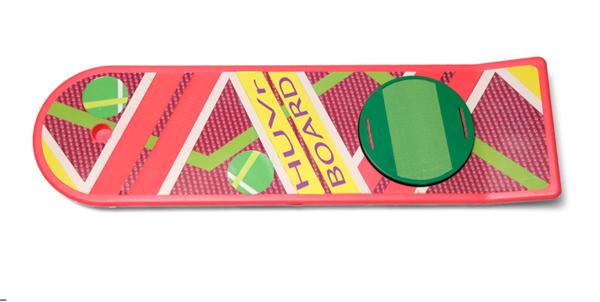"""Huvr Board : skateboard volant de """"Retour vers le futur"""" : La board"""